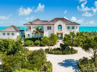 Photo for Long Bay Beach //Beachfront Family Vacation Rental in Paradise // 12 guests