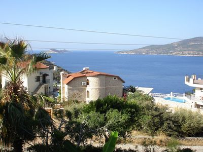 Photo for 1BR Apartment Vacation Rental in Club Patara Evleri, Kalkan Kalkan