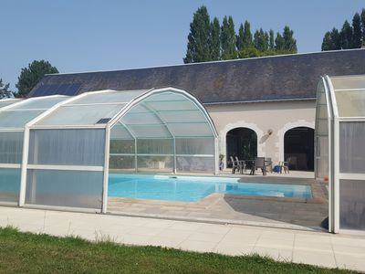 Photo for 1BR House Vacation Rental in Chancay, Indre-et-Loire