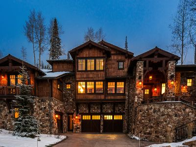 Photo for Equinox | Ski-In/Ski-Out at Deer Valley Resort | Private Hot Tub | Concierge Services