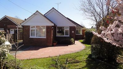 Photo for 3BR Bungalow Vacation Rental in New Romney, Kent