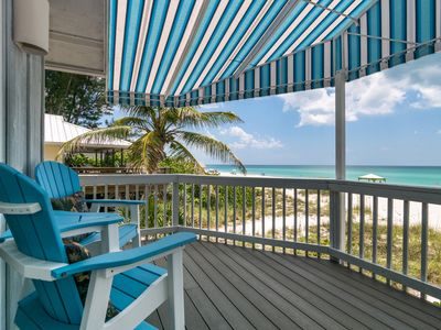 Valhalla Both Units  Duplex On Beach Covered Deck Unforgettable Sunsets