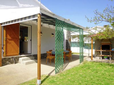 Photo for Comfortable property in Empuriabrava with garden, barbecue and three bedrooms