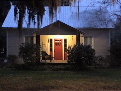 Photo for Like New But W\Old Charm Cottage in Town of Darien, Ga