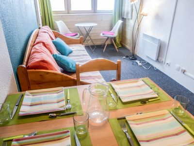 Photo for Apartment Arcelle in Val Thorens - 4 persons, 1 bedrooms