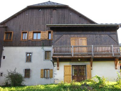 Photo for 3BR Apartment Vacation Rental in Morillon, Auvergne-Rhône-Alpes