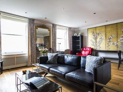 Photo for Cadogan Place IV - luxury 2 bedrooms serviced apartment - Travel Keys