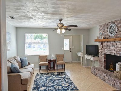 Photo for The Daytona Dream! Family Friendly, 7 minutes from the beach!