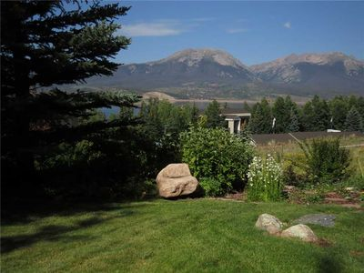Photo for Overlooks Lake Dillon - Lower Level of Home, Mountain Views, Beautiful Kitchen, Patio, Near Pool