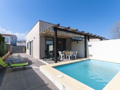 Photo for PREMIUM 15 - Villa with private pool in Oliva Nova.