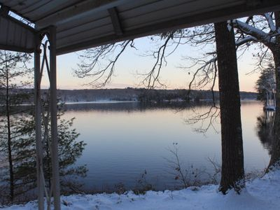 Photo for 2BR Cabin Vacation Rental in Jefferson, Maine