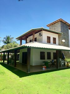 Photo for Beach House in Guarajuba, Cond. closed, 4Q, air cond. 2 Suit, Winks. Furnished