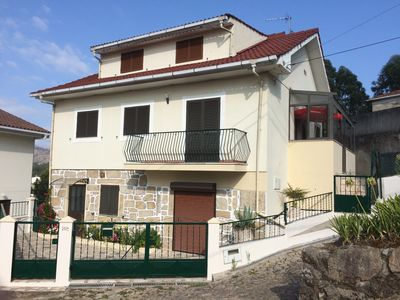 Photo for HOUSE BETWEEN SEA AND MOUNTAIN IN GONDARÉM MINHO REGION