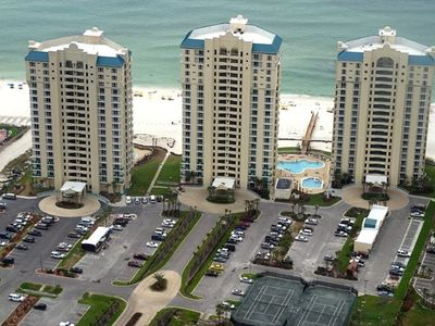 Photo for Fabulous East End Unit at Beach Colony Resort