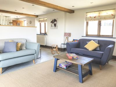 Photo for HOUDINI, pet friendly, with a garden in Chulmleigh, Ref 954132