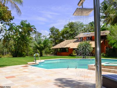 Photo for Brazilian Paradise with private cook and cleaning service!
