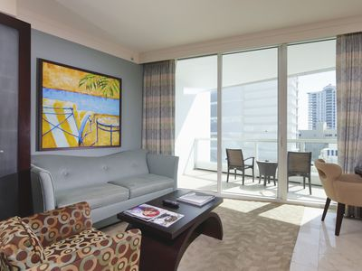 Photo for Fontainebleau Hotel Sorrento Junior Suite Free Spa Access and Valet