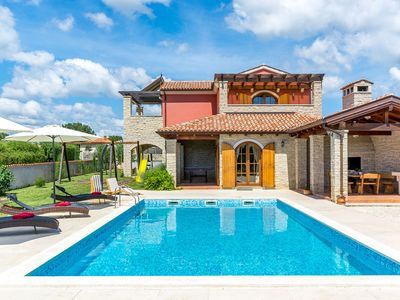Photo for Beautiful Villa situated on the Istrian east coast, close to the beach