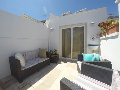 Photo for Torre Paradiso, independent home in the historic center of Polignano