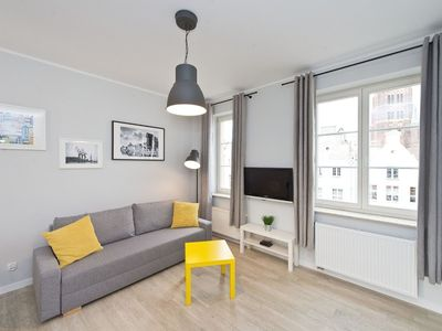 Photo for Apartment in the center of Gdańsk with Internet, Lift, Washing machine (752505)