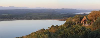 Photo for Eagles Nest Resort in the Garden Route has spectacular lake and mountain views