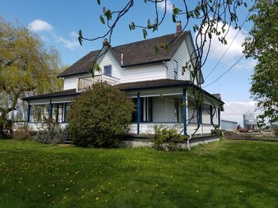 Photo for White Willow Farms and Guesthouse located on a large property.