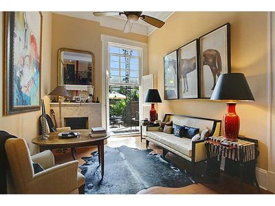 Photo for Luxury French Quarter Pied-a-Terre with Private Courtyard