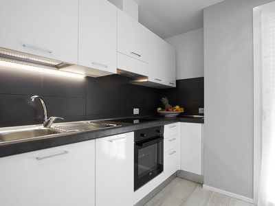 Photo for Two-room apartment in Residence in Misano Adriatico