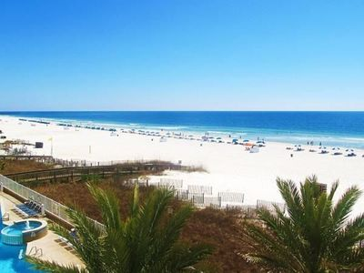 Beautiful View of the Beach from the condo