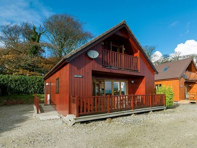 Photo for E53 - Hirondelle Lodge, Situated in Portscatho, Cornwall