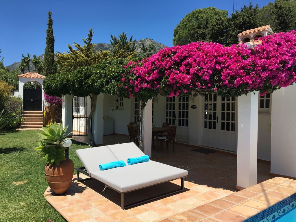 villa with peace and privacy heated homeaway mijas