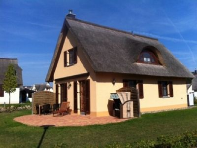 Photo for Villa close to beach with sauna, 3 bedrooms, fireplace, washing machine, WiFi