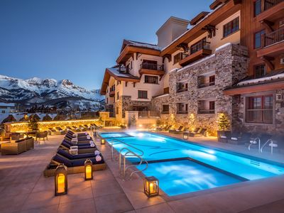 Photo for Luxury Summer & Winter Paradise Apartment at the Heart of MV/Telluride