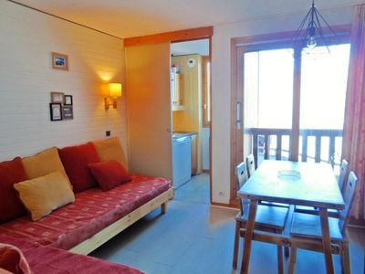 Photo for Apartment La Plagne, 1 bedroom, 4 persons