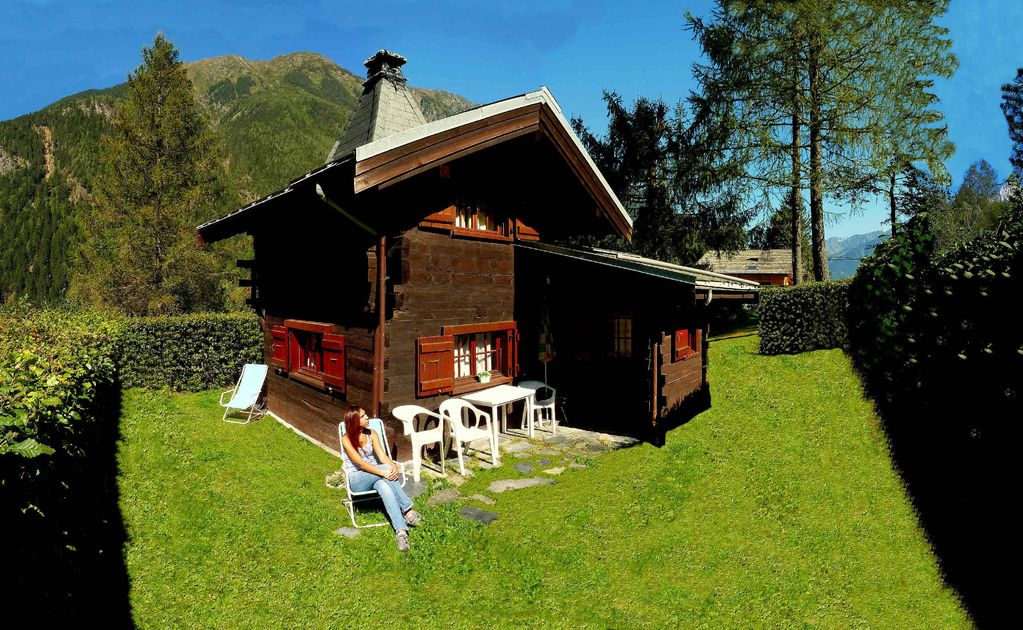 Small Chalet (Typically Montagnard mazot) i... - HomeAway