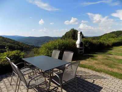Photo for At 800m altitude with stunning views - comfortable with attention to detail, apartment 46