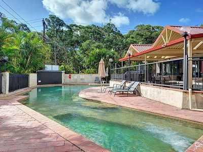 Photo for 13 'Baybreeze', 1 Trafalgar Street - Two bedroom unit with linen supplied and complex pool