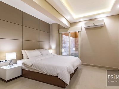 Photo for Prime Residences New Cairo 1 Bedroom Deluxe Apartment