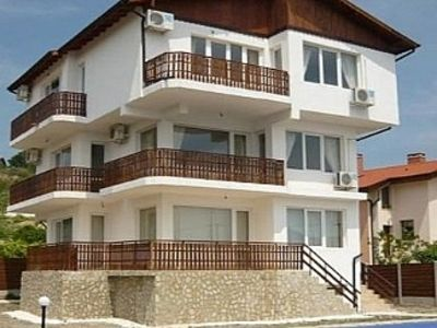Photo for Villa with Private Pool, Sauna and Sea Views
