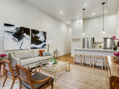 Photo for Chic, Renovated Condo Suite - Steps to FQ, Casino!