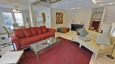 Photo for *Superbowl Getaway* 15 Mins to US BANK STADIUM * Spacious Multi Level Town Home