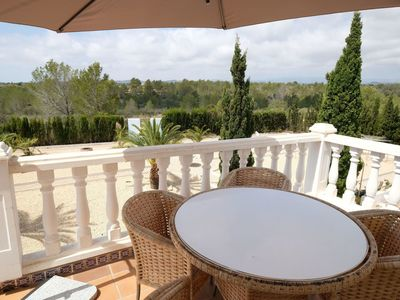 Photo for Beautiful apartment for 12 guests with pool, WIFI, TV and pets allowed