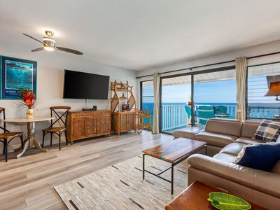 Top Floor | Direct Ocean Front | Nicely Updated | Starting $179/night