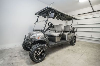 Golf Cart Included with Your Rental! YAY!
