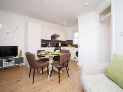 Photo for Bright Modern Apartment |Walking Distance To Town & Cardiff City Stadium Sleeps4