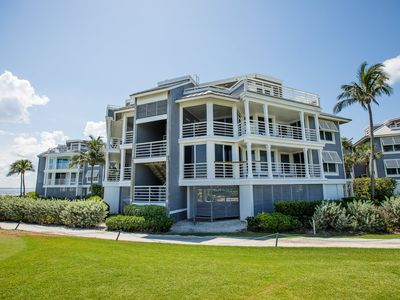 Photo for LANDS END 1620  LUXURY 3 BEDROOM PENTHOUSE -  GULF FRONT IN SOUTH SEAS-PLUS $100 BEACH RESORT DISCOU