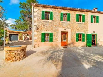 Photo for Holiday home, Banyalbufar  in Mallorca - 9 persons, 5 bedrooms
