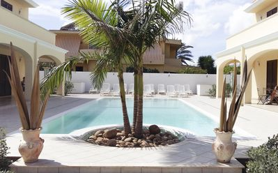 Photo for TORTUGA VILLA APARTMENT N. 4 WITH POOL OFFER LAST MINUTE