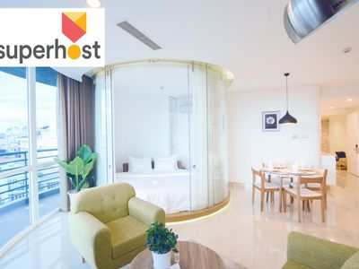 Photo for Son & Henry - EL1- Spacious 2BR Apartment, CBD, Rooftop Pool and Sky Bar