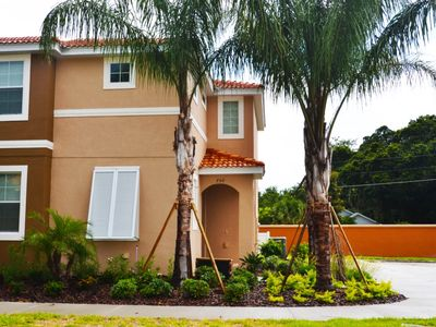 Photo for Enjoy Orlando With Us - Bella Vida Resort - Amazing Spacious 4 Beds 3 Baths Townhome - 7 Miles To Disney